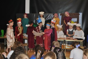 Key Stage 1 nativity.